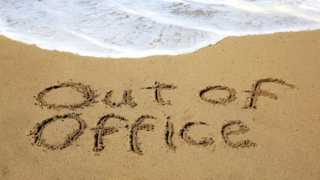 Sarasota FL psychology manage stress with time off